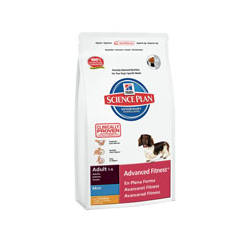 SP Canine Adult AFit Mini Chk 1KG
