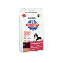 SP Canine Adult AFit Lamb&Rice 12KG
