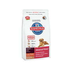 SP Canine Adult AFit Large Breed Lamb&Rice 12KG