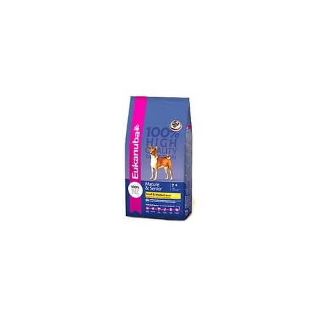 eukanuba mature e senior taglia media 12 kg