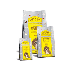 Mckerk Dog medium puppy gusto pollo mela 12kg