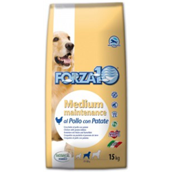 forza 10 Medium Maintenance pollo e patate kg 15