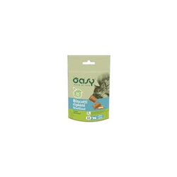 oasy cat biscotti ripieni per sterilized