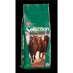 Purina Horse selection fiber kg 25