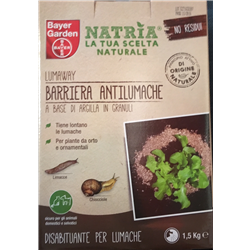 Natria barriera antilumache