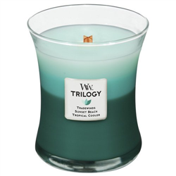 woodwick Trilogy Candela Ocean Escape