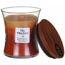woodwick Trilogy Candela autumn comforts