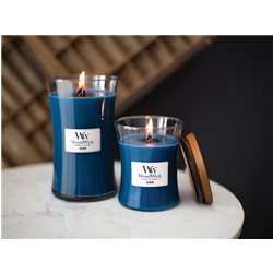 woodwick Candela denim