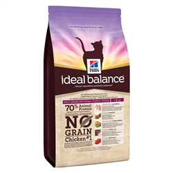 hill's ideal balance no grain pollo kg 2