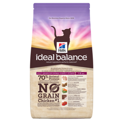hill's ideal balance no grain pollo g 300