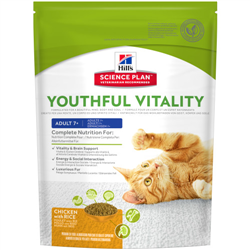 Science Plan™ Youthful Vitality cat cat adult 7+ g 250