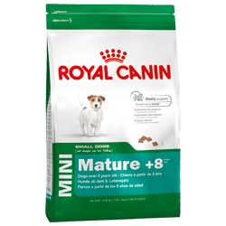 Mini mature +8 Royal canin