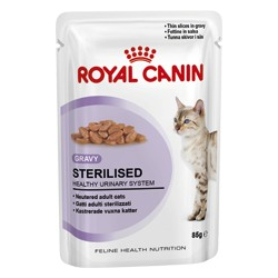 Royal Canin Sterilised 12 9+3 omaggio