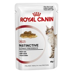 Royal Canin Instinctive in jelly 9+3 omaggio
