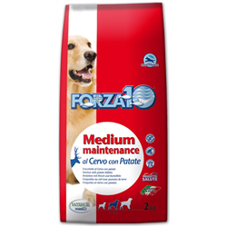 Medium Maintenance al Cervo con Patate Forza 10