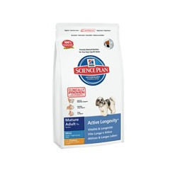 Science Plan™ Canine Mature Adult 7+ Active Longevity™ Mini with Chicken