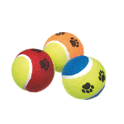 TennisBallCOLOR.62mm*BOX 12p