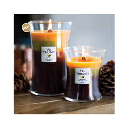 woodwick Trilogy Candela Media fall traditions